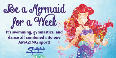 Be a Mermaid for a Week